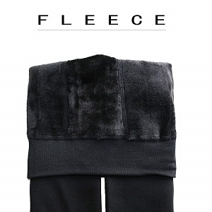 2cefb97883bd Amazon.com  LOLANTA Girls Winter Warm Leggings Pants Thick Fleece ...