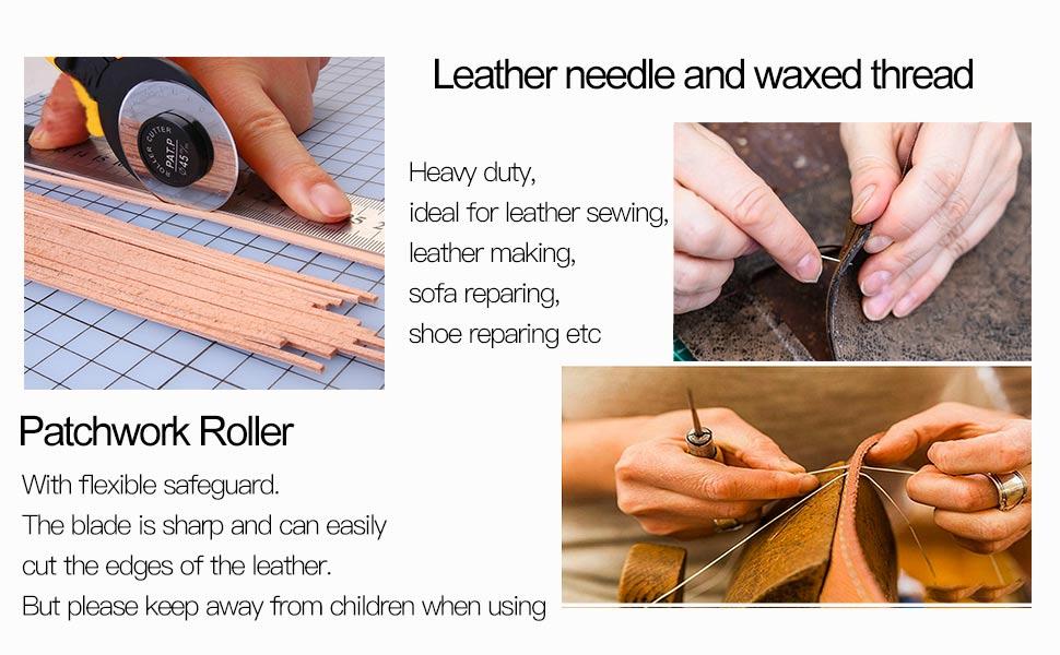 leather  starter kit
