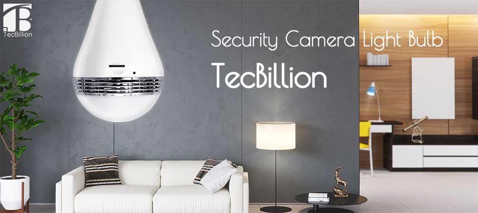 Amazon Com Security Camera Bulb Wifi System Tecbillion