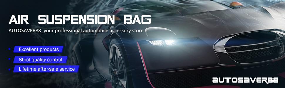 Amazon Com Rear Air Suspension For 89 10 Lincoln Town Car Mercury