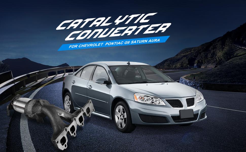 Amazon Com Pontiac G6 Catalytic Converter 2006 2007
