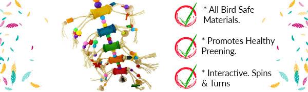bird toy parrot toys amazon parrot african grey parrot toys bird cage toys conure toy bonka bird toy