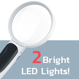 led lights, led magnifier