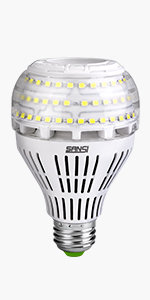 dimmable 250w led bulbs daylight