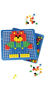 puzzles for kids ages 4-8 montessori toys 5 year old girls eti 490 piece mosaic puzzle lego boys 3-5