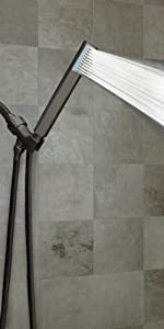 oil rubbed bronze shower head with hose luxury set handheld shower head with hoses spray handle wand