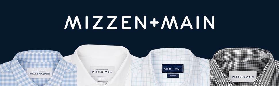Mizzen + Main Shirts