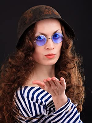 John Lennon Round Replica Glasses