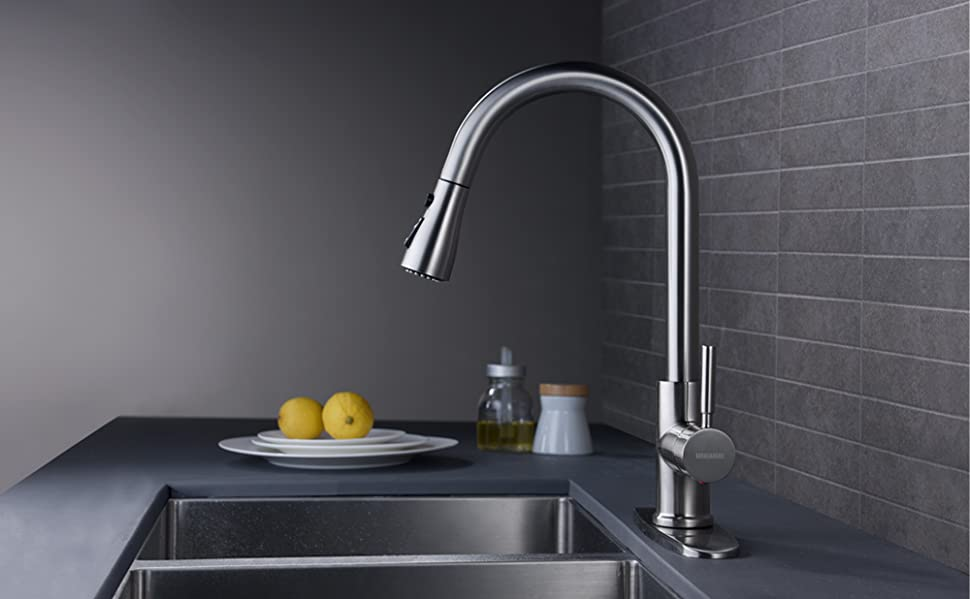 11 Best Kitchen Faucets 2019 2020