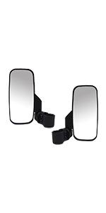 UTV Broader Rear View Side Mirror
