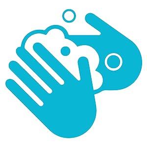 hand wash the braceability thumb splint spica