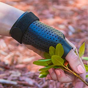 breathable thumb support can be used inside and outside