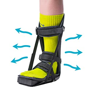 the braceability boot for achilles tendonitis is great as a stretcher