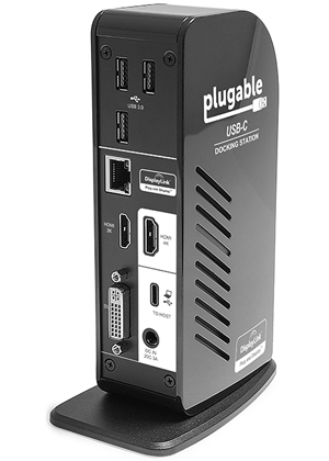 Amazon plugable usb c triple display docking station with usb 31 type c is set to revolutionize connectivity the plugable usb c triple display docking station the first device of its kind has been designed to freerunsca Choice Image