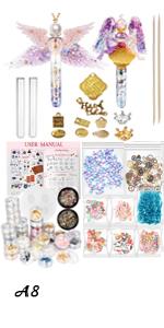 Magic Wand Kit Set