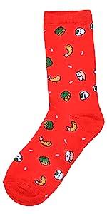 1ef4b384223 Amazon.com  Angelina Novelty Assorted KNEE HIGH Socks  Clothing