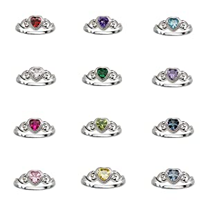 Available in all 12 Birthstone Months