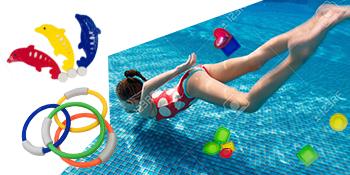 Your Child's Favorite Swim Toy!