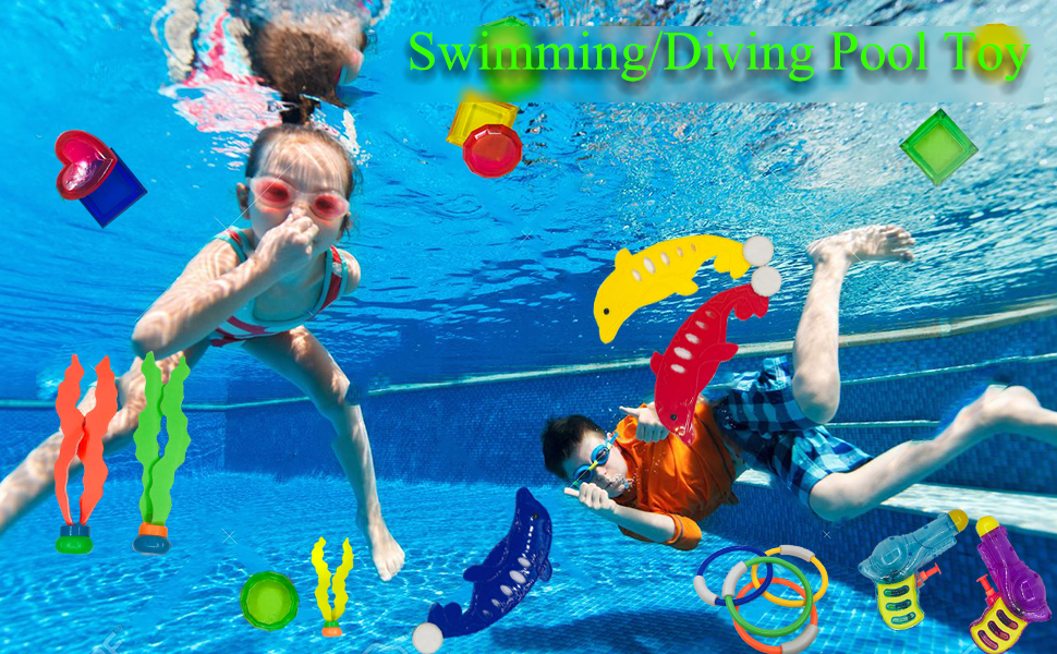 Swimming Diving Pool Toy