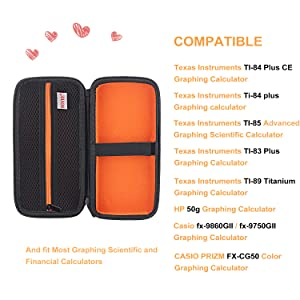 caculator travel case