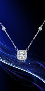 Swarovski Necklace Cubic Zirconia Pendent Necklace Gifts for Women Mum Mother Christmas Necklace