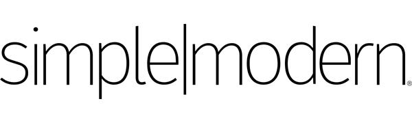 Simple Modern Logo Premium Vacuum Insulated Drinkware