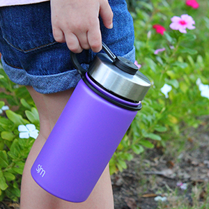 Simple Modern 14 oz 10 ounce kids Summit hydro vacuum insulated water bottle flask