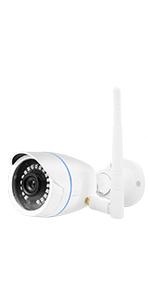 WiFi Camera, LeFun Wireless Surveillance Camera IP Camera