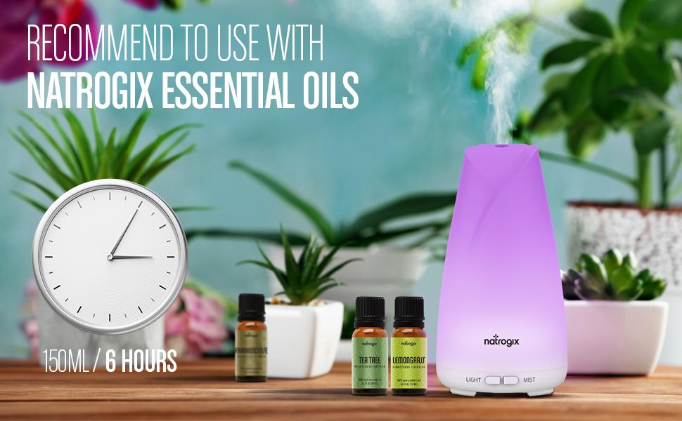 aromatherapy diffuser ultrasonic diffuser oil diffuser essential oils