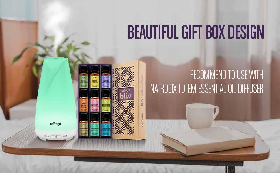 Amazon.com : Natrogix Bliss Essential Oils - Top 9