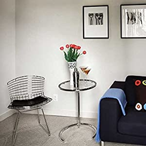 Amazon Com Mlf Eileen Gray End Table Adjustable Height
