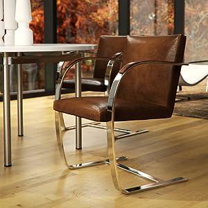 Amazon.com: MLF Brno plana silla (6 colores). Importados de ...