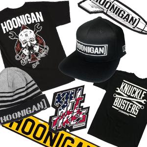 Hoonigan HNGN Bracket Sweatband
