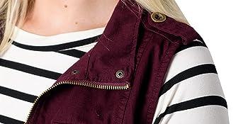 Sleeveless Lightweight Vest Jacket