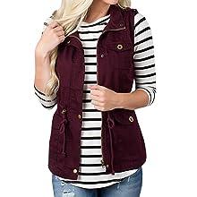 lightweight vest jacket