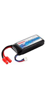 stick battery for quadcopter