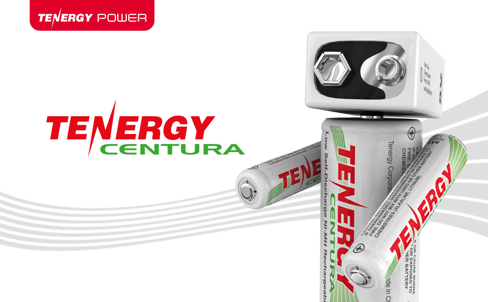 Amazon.com: Tenergy Centura AAA Low Self-Discharge (LSD