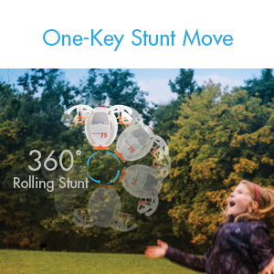 One-Key Stunt Move