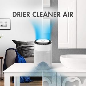 Drier cleaner air