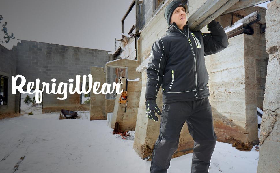 RefrigiWear - Master the Cold