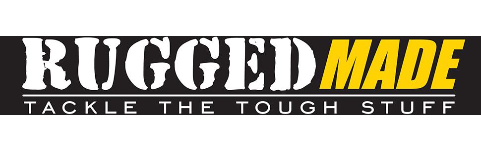 RuggedMade Tackle The Tough Stuff