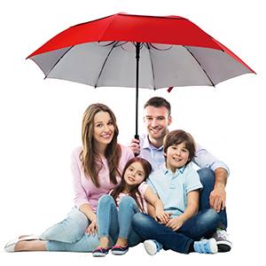 Large umbrella
