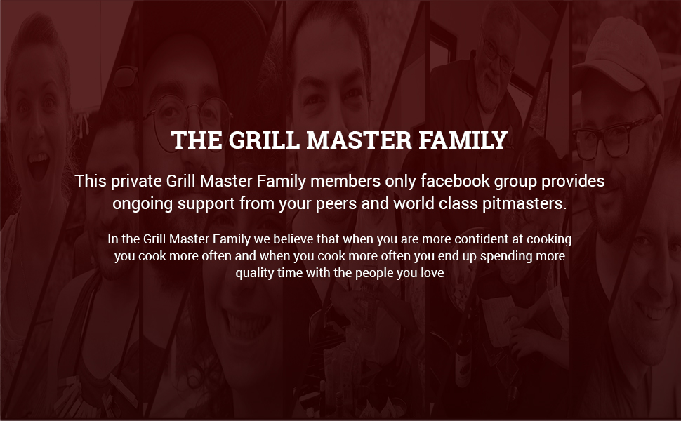 Grill Master Family