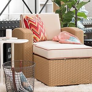 Magnolia Club Chair