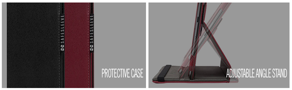 SafeSleeve for iPad Features