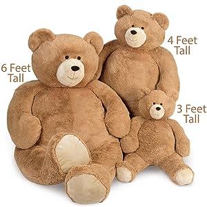 Vermont Teddy Bear   Big Bear Collection