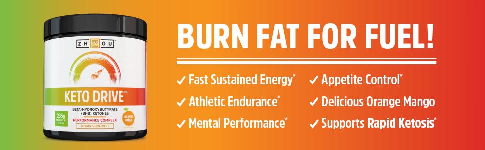 fat burner electrolytes for ketosis