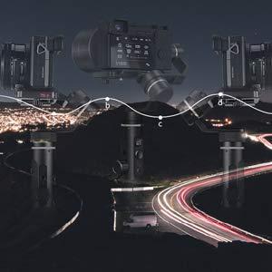 Motion time-lapse