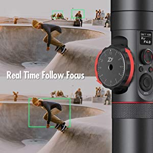 Zhiyun Crane 2 Real Time Follow Focus