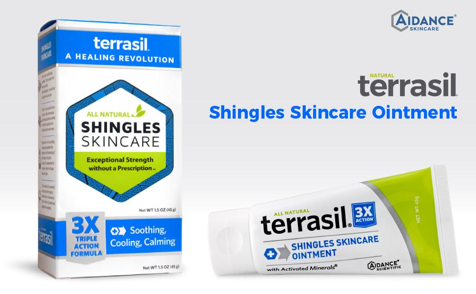 Amazon Com Shingles Treatment Cream 3x Triple Action